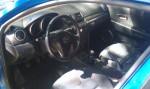 Mazda 3 iznutra.