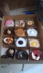 Jelly modern dougnuts...fantazija