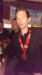 Damir sa triatlonskom medaljom, mozda u lokanju